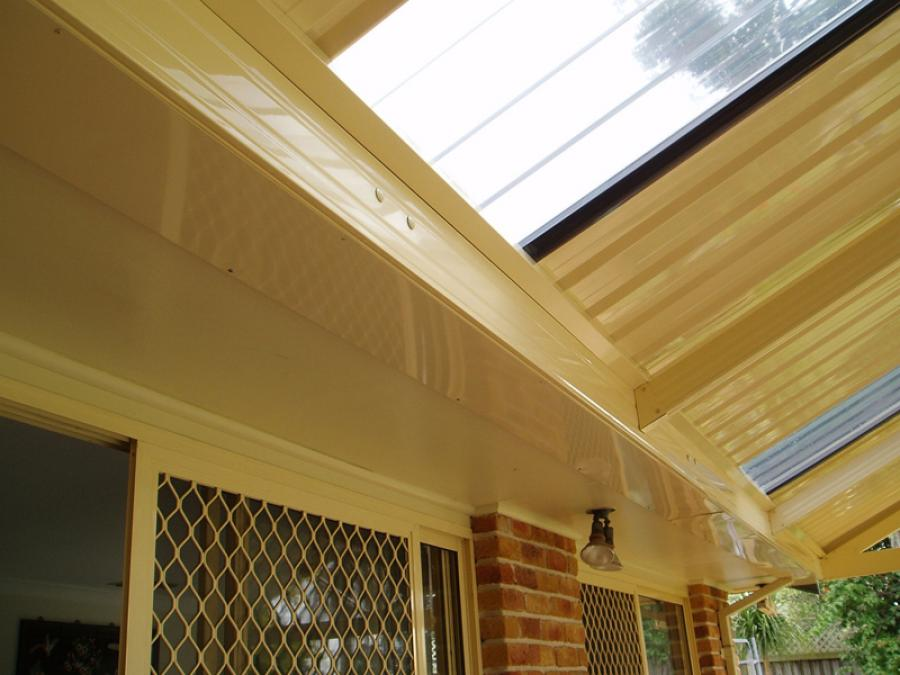 Gable Patio Awnings 12
