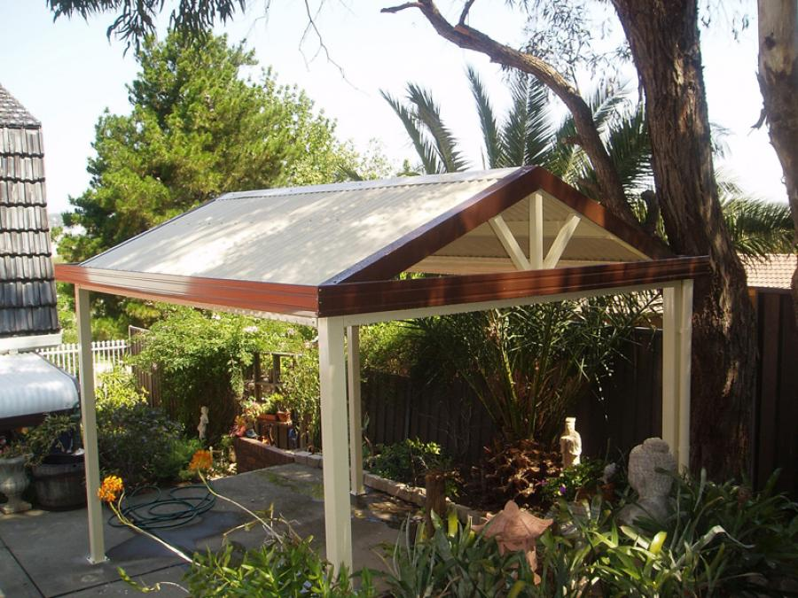 Gable Free Standing 02