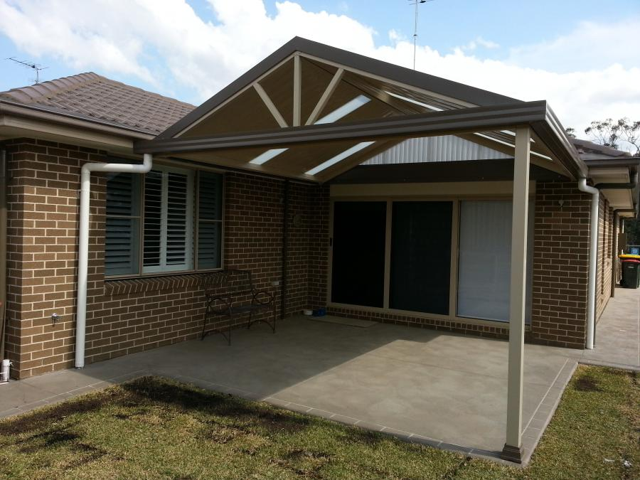Gable Patio Awnings 01