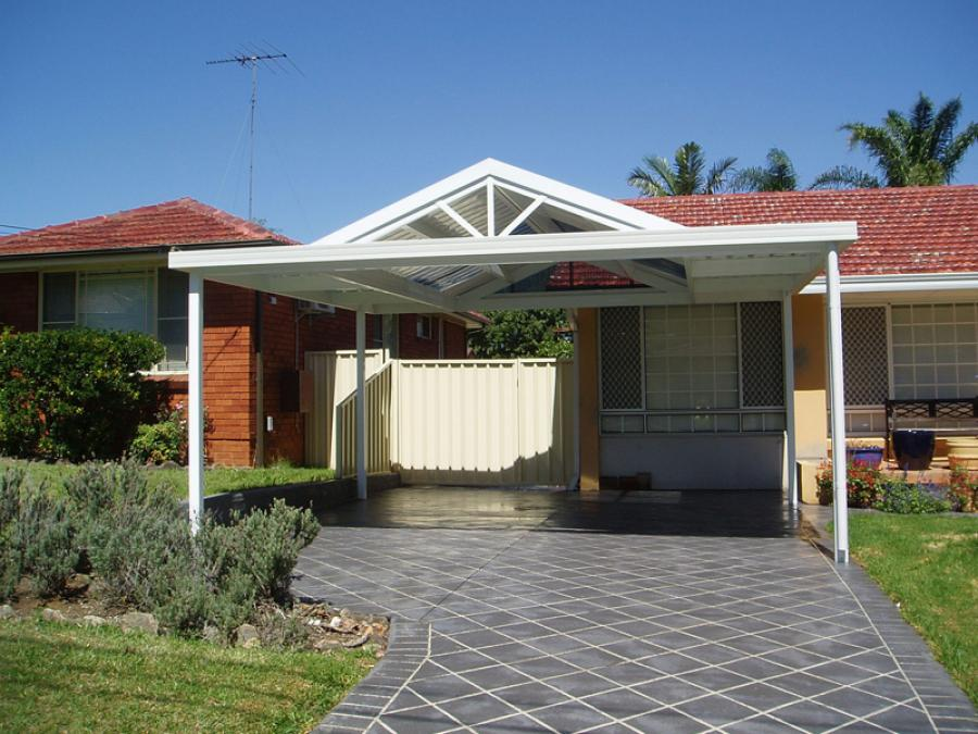 Gable Carports 02