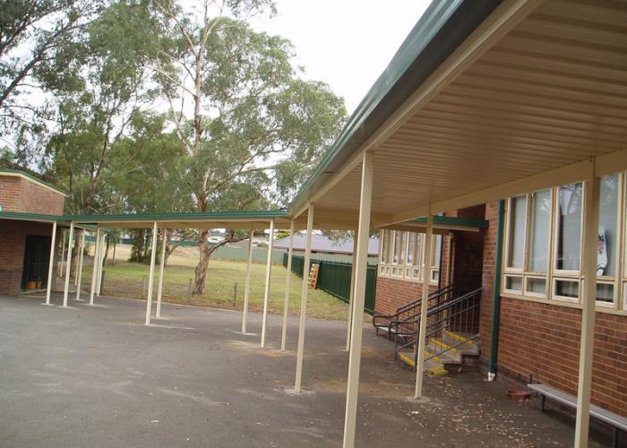 School Walkway Cover 01